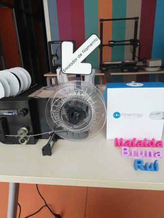 #layertech #impressão3d #3D #fiberlogy #filamento
