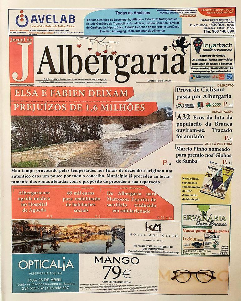 #Layertech #PHC #softwarephc #phcsoftware #POS #postouch #Relogioponto #Relogiopontofacial  #42 Edição #Jornal #de #Albergaria