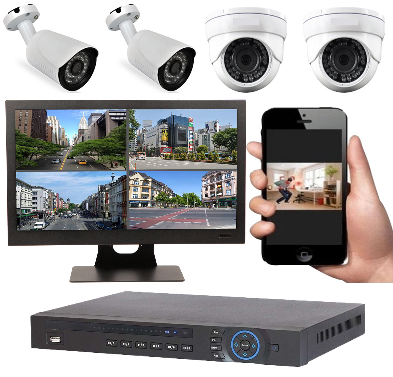 Video Vigilância (CCTV)